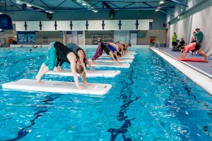 Float Fit Plus Zwembad de Peppel