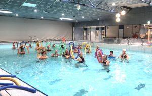 Meer Bewegen Voor Ouderen High Impact bij Zwembad de Peppel