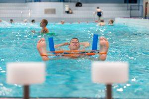 Aqua Swimfit bij Zwembad de Peppel