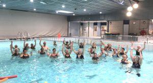 Meer Bewegen Voor Ouderen Swimfit bij Zwembad de Peppel
